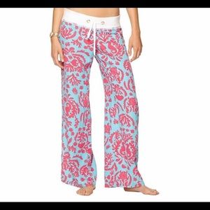 Lilly Pulitzer Linen Beach Pants XS (Like New)